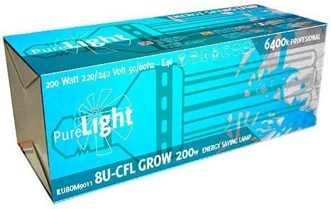 Pure Light CFL Crescimento